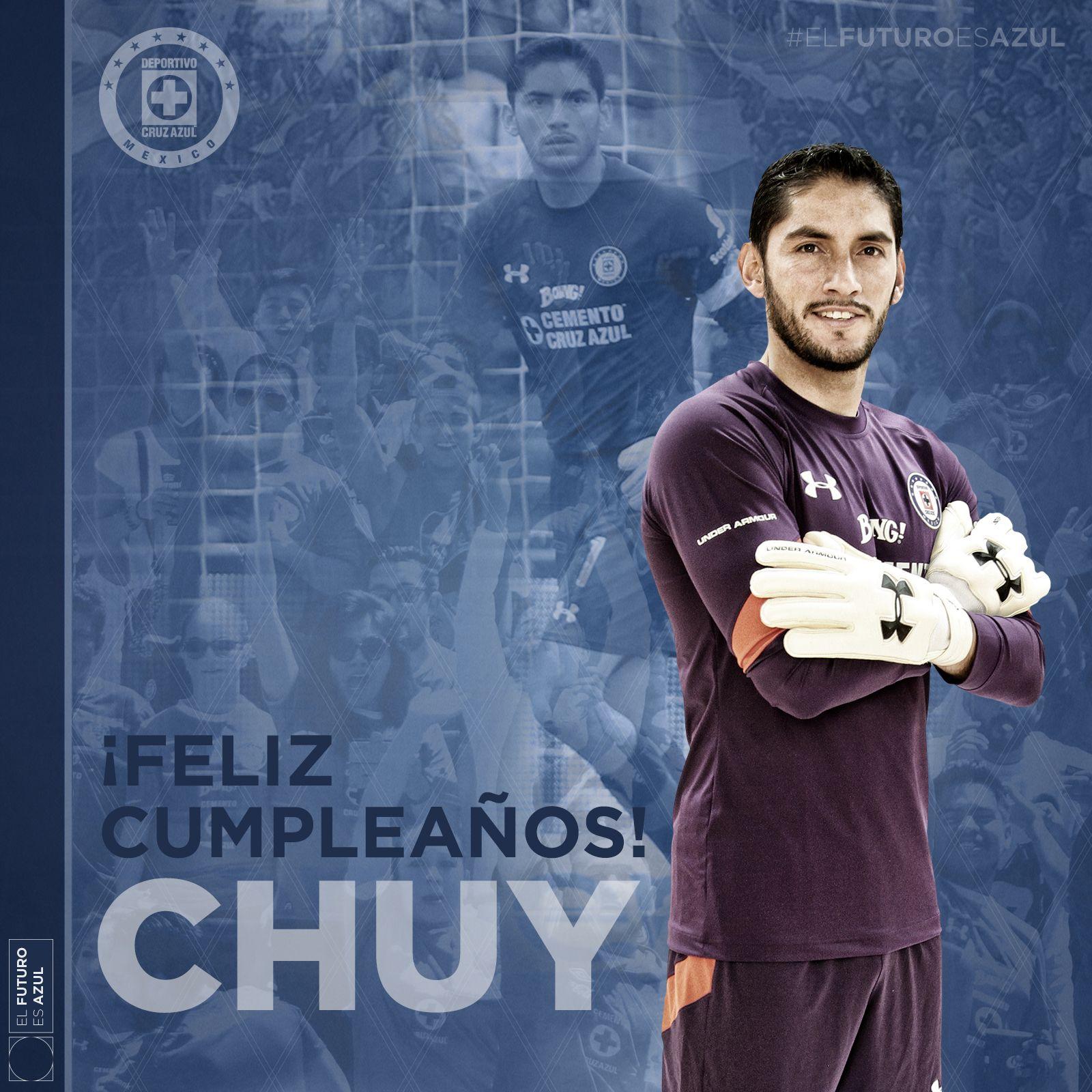 Feliz Cumpleaños «Chuy»