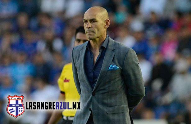 Paco jemez Cruz Azul