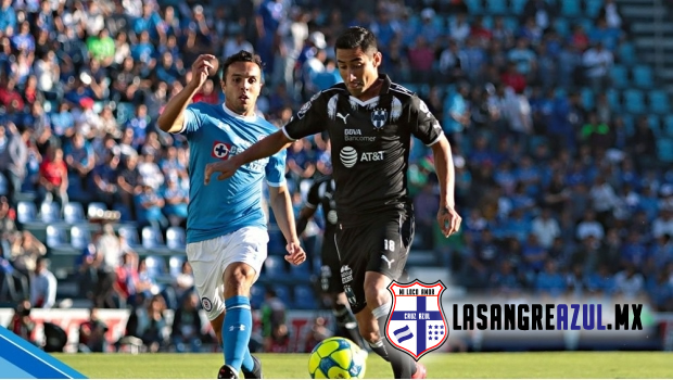 Cruz Azul rescata empate ante Monterrey