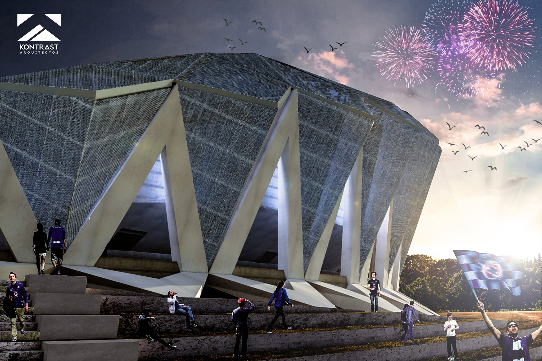 Nuevo Estadio Azul