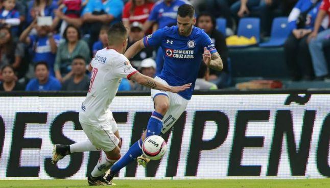 Cruz Azul suma otro empate frente a Toluca