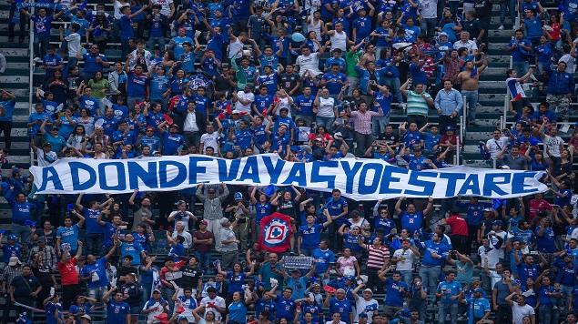 Mi querido estadio Azul