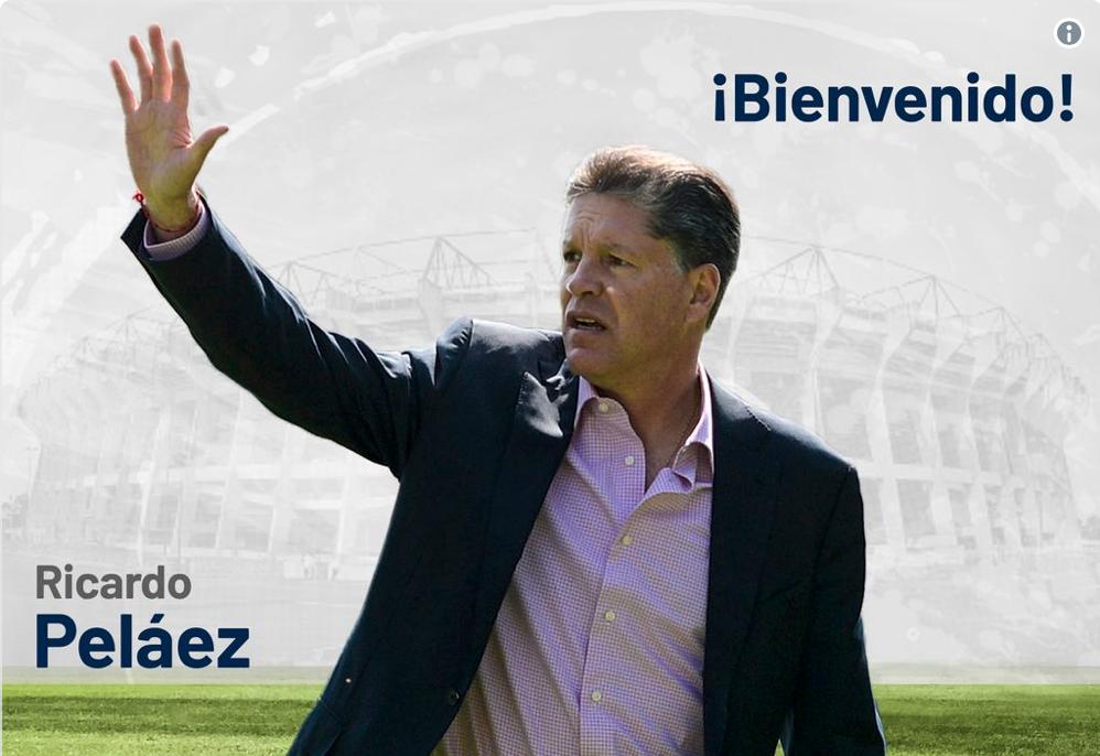 Bienvenido Ricardo Peláez