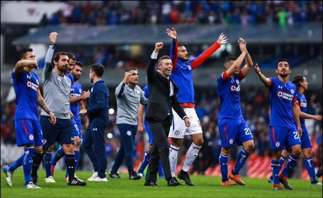 Final Apertura 2018 Cruz Azul – America