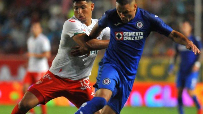 Cruz Azul empieza con empate ante Necaxa
